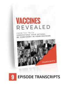 Vaccines Revealed Transcripts